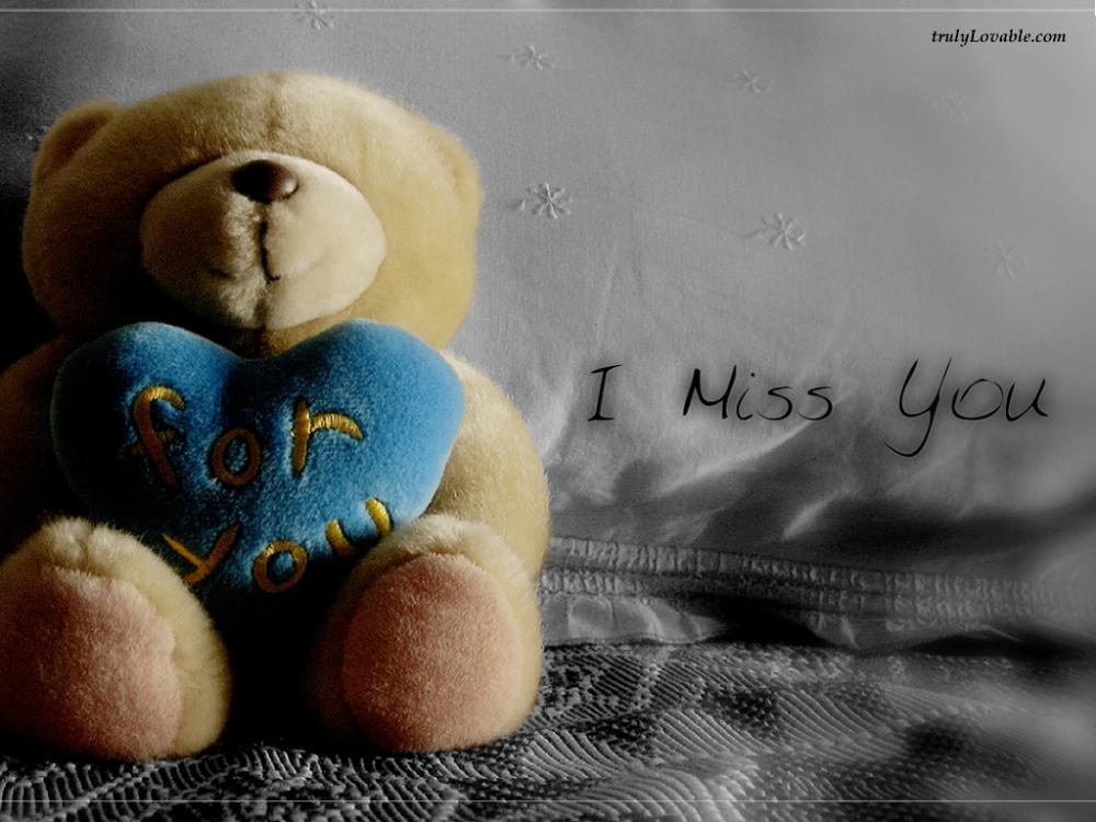 I'll miss you | Photo Credit: truelylovable.com