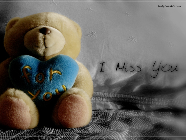 I'll miss you | Photo Credit: truelylovable.com