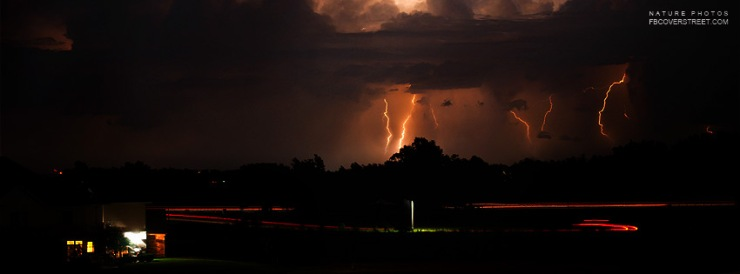 Thunderstorm cover photo