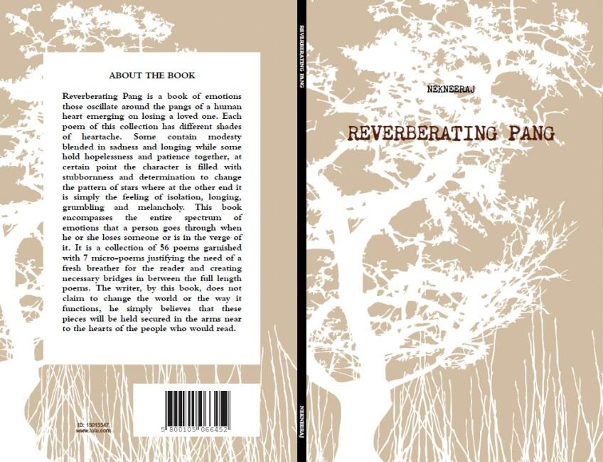 Reverberating Pang - Paperback - Cover