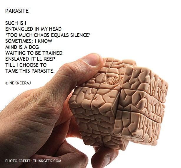 Parasite by NEKNEERAJ