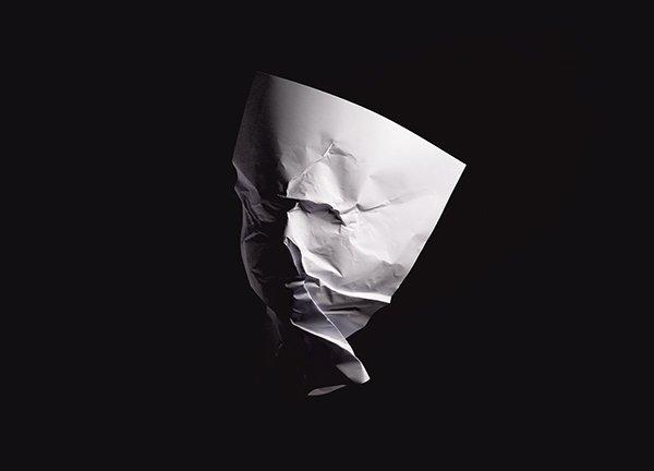 paper-face - Vincent Duault