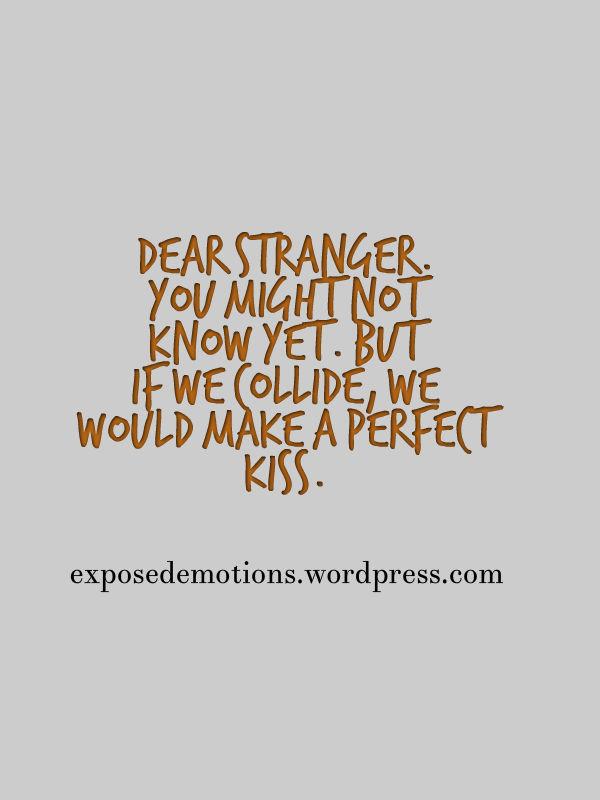 Stranger quotes 7