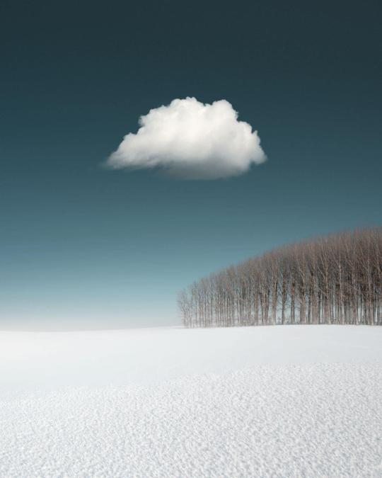 minimalist cloud